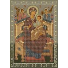 Икона Богородицы - Всецарица