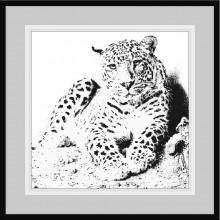 """""""Леопард"""" - набор для вышивания крестом"""