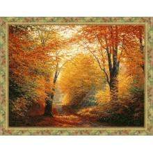 """""""Осенняя дорога"""" - набор для вышивания крестом"""