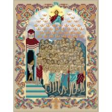 Икона - Сорок святых
