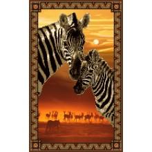 Закат в савнне (Серия африканские сюжеты)